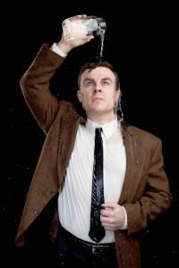 Brad Long as Norman Morrison in RE:UNION