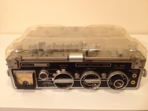 Schwartz Original Tape Recorder